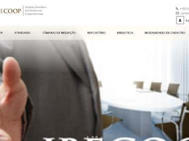 LMS WordPress Sensei - Cooperativa de Cursos Executivos