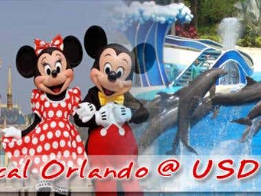 Orlando Florida Vacation Package