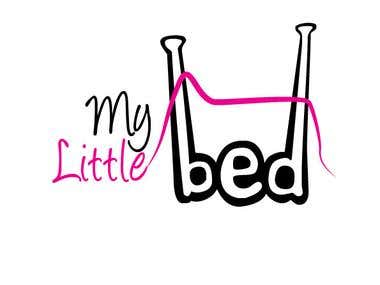 My little bed logo