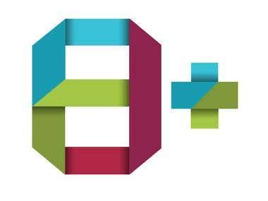 Logo 8+