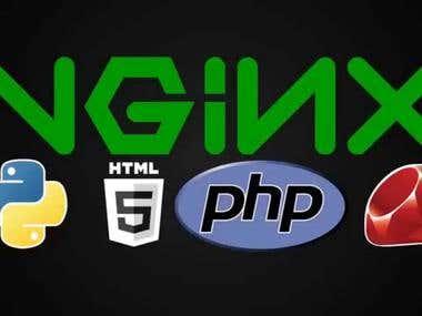 deploy web application services