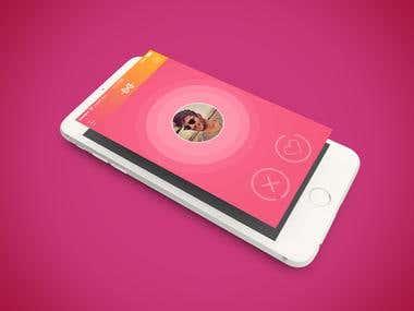 Now iOS App UI UX Design