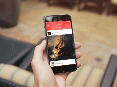 Nest Mobile App UI UX Design