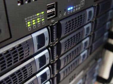 Web-server configuration