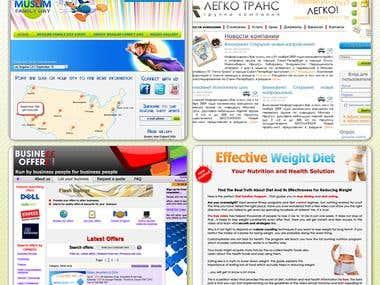 Web site designes 2
