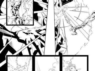 11x17 in. digital art using Manga Studio