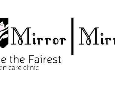 "\""Mirror Mirror\"" logo"