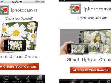 iPhotoCanvas