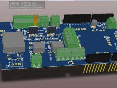 design custom arduino shield