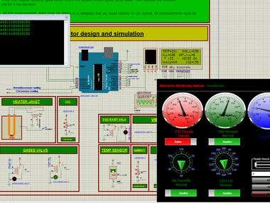 bioreactor design and monitoring using arduino UNO
