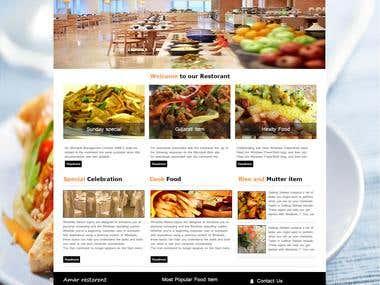 Resturant Theme2