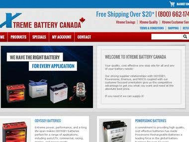 Xtreme Battery Canada