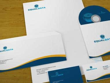 Equal Data Corporate Identity