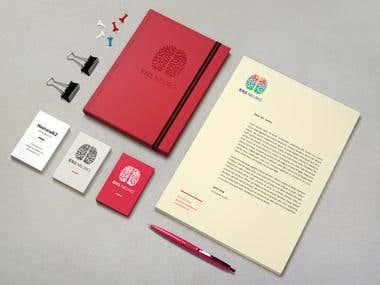 EN1 NEURO corporate identity