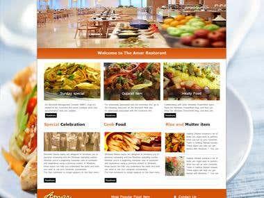 Resturant Theme4