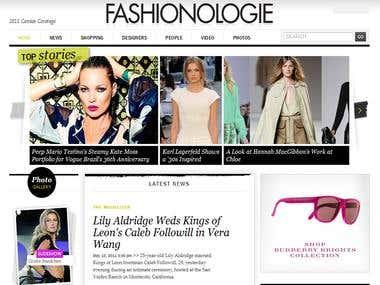 Fashionologie
