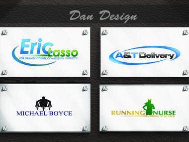 Logo Design # 21