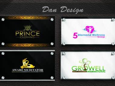 Logo Design # 22