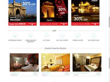 Room On Call Online Hotel Room Booking Portal