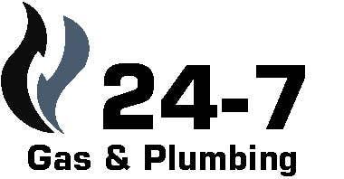 24/7 Gas & Plumbing Logo