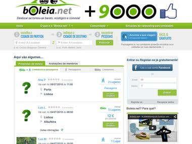 Boleia.net