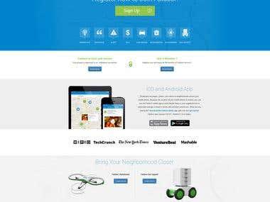 Fatdoor Website