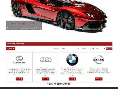 Cars and Cars | C ustom Site in PHP