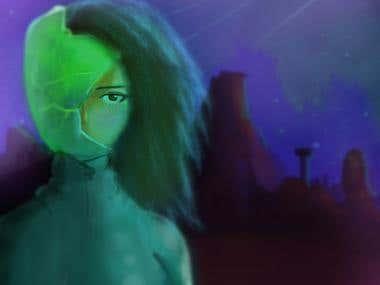 scifi illustration