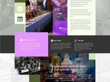 The Hardin Spa, Bar & Grill (HTML5)