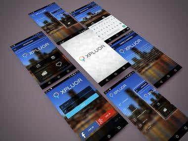 Xpluor Application Development