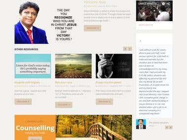 Website for Religion & Spirituality