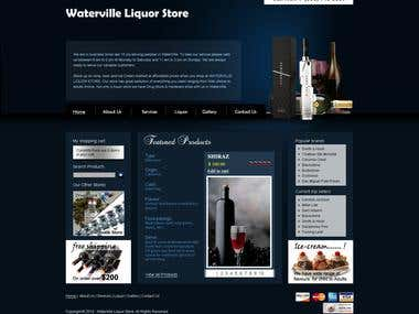 Water Ville Web Design