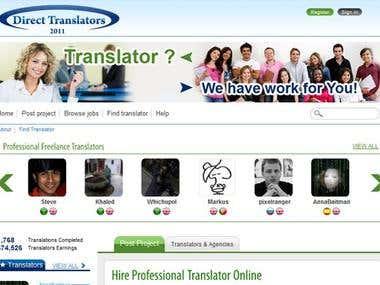Direct Translators