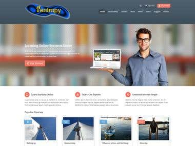 Fentropy Marine Technology - Online Learning Platform
