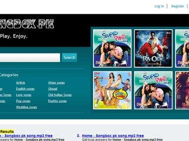 Songbox.pk free mp3 songs