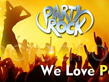 PartyRock Banner