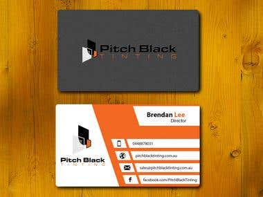 Design some Business Cards