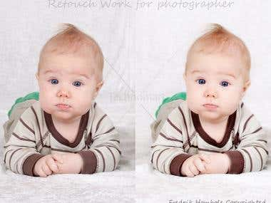All kind of image retouch.