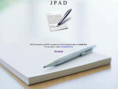 Advanced Text Editor in Java _ JPAD