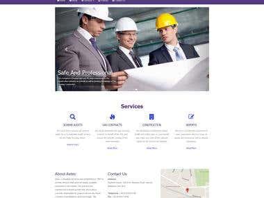 Astec Consultant Services website