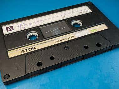 3D kassette cassette