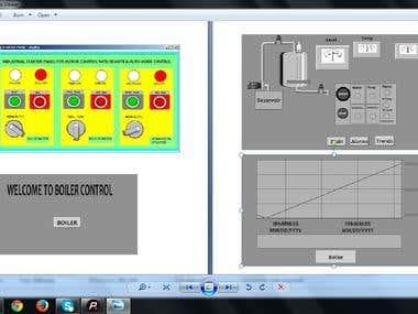 Assembled (PLC& SCADA)