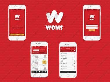 Woms App