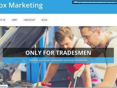 Toolbox Website