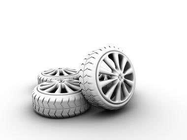 3d Tyres