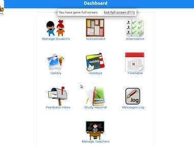 SchoolConnect - A Management Platform for schools