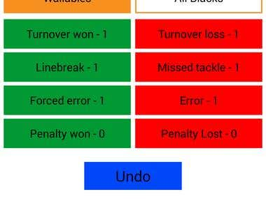 RugbyRank Rugby match analysis