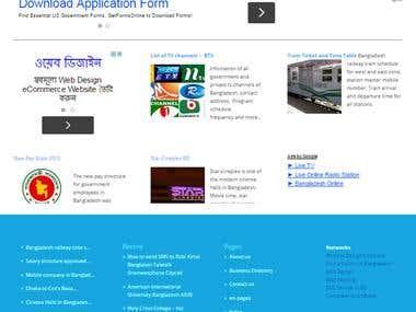 SEO - OnPage and OffPage : mediabangladesh.net