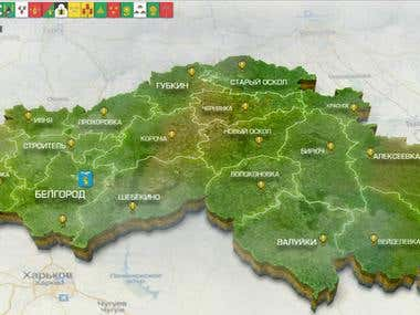 Belgorod region http://aerocamera.ru/belobl/karta.html