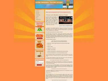 US Hanuman Tempal